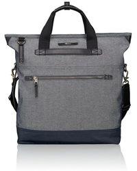 Tumi Men'S 'Dalston - Perch' Backpack Tote - Grey - Lyst