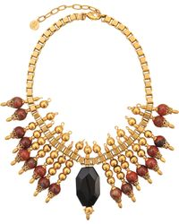 Ela Stone - Exclusive Michelle Necklace - Lyst