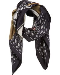 Givenchy 17  Madonna Scarf - Lyst