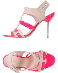 Pedro Garcia Highheeled Sandals - Lyst
