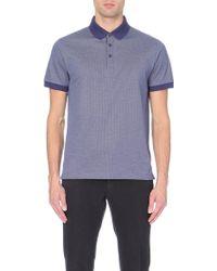 Hugo Boss Genova Cotton Polo Shirt - For Men - Lyst