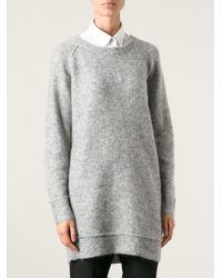 By Malene Birger Isotta Sweater - Lyst