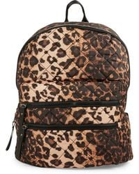 Steve Madden - Diamond Quilted Backpack - Lyst