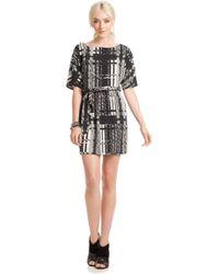 Trina Turk Black Nerissa Dress - Lyst