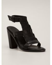 Rag & Bone B Deane Sandals - Lyst