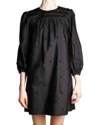 Marc Jacobs | Black Dress | Lyst