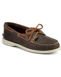 Sperry Top-Sider Authentic Original Boat Shoes - Lyst