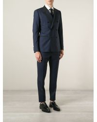 Dolce & Gabbana Classic Three-Piece Suit - Lyst