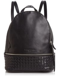 Liebeskind - Lif Woven Backpack - Lyst