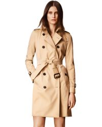 Burberry London Kensington Long Heritage Trench - Lyst