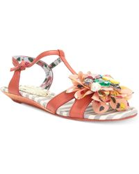 Poetic Licence | Love Forever Demi Wedge Sandals | Lyst