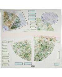 Anntian - Moon Stone Print Scarf - Lyst