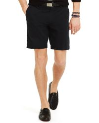 Polo Ralph Lauren Straight-Fit Pima Chino Short - Lyst