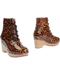 Opening Ceremony Ankle Boots - Lyst