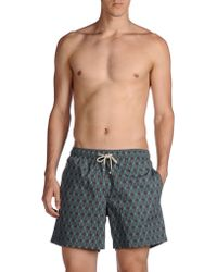 Faherty Brand - Swimming Trunk - Lyst