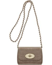 Mulberry Mini Lily Clutch Bag - Lyst