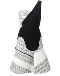 Roland Mouret 'Corby' Dress - Lyst