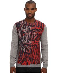 Marc Jacobs All Over Print Sweatshirt - Lyst