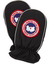 Canada Goose langford parka sale shop - Shop Women's Canada Goose Gloves | Lyst