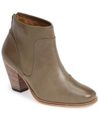 J SHOES 'Belgrave' Bootie - Lyst