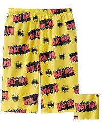 Uniqlo American Movie Characters Steteco Shorts (Batman) - Lyst