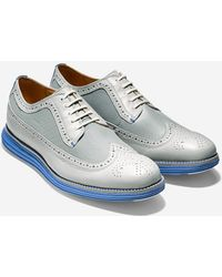Cole Haan | Original Grand Long Wingtip Oxford | Lyst
