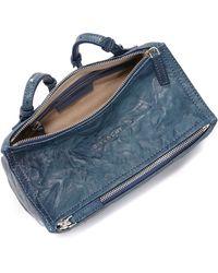 Givenchy   Pandora Pepe Mini Leather Crossbody Bag   Lyst