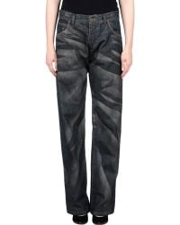 Get Lost - Denim Trousers - Lyst