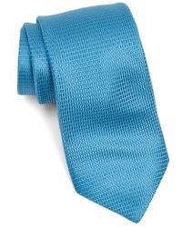 Michael Kors - Microcheck Silk Tie - Lyst