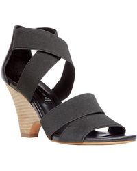 Steven By Steve Madden Camelya Stretch Sandals - Lyst