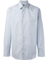 Ferragamo Mini Print Shirt - Lyst