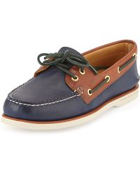 Sperry Top-sider Gold Cup Authentic Original Boat Shoe - Lyst