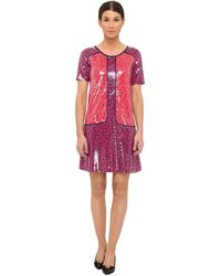 Marc By Marc Jacobs Viola Sequin Printed Dress - Lyst
