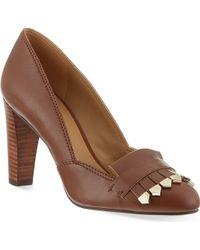Nine West Captiva Court Shoes Brown - Lyst