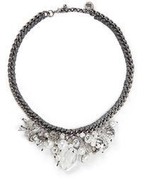 Venessa Arizaga - 'ready To Party' Necklace - Lyst