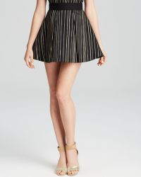 Alice + Olivia Skirt - Libby Inverted Pleat - Lyst