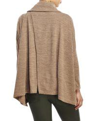 Cecico - Cowl Neck Split Back Sweater - Lyst
