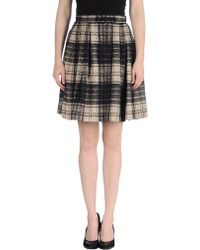 Cacharel Knee Length Skirt - Lyst