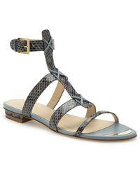 Maiyet Multi Strap Flat Sandal - Lyst
