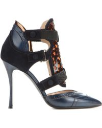 Peter Pilotto - Leather Pumps - Lyst