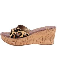 Sam Edelman Reid animal - Lyst