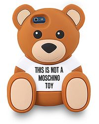 Moschino Iphone 6 Case - Color - Lyst
