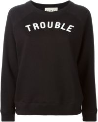 Sea Trouble Sweatshirt - Lyst