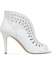 Vince Camuto Ralla Cut-out Booties - Lyst