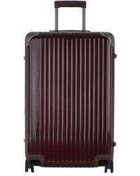 Rimowa - Limbo Multiwheel Suitcase (70cm) - Lyst