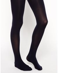 Gipsy Luxury Denier Opaque Tights - Lyst