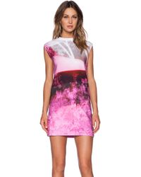 McQ by Alexander McQueen Box Dress - Lyst