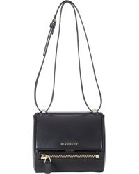 Givenchy Mini Pandora Box Crossbody - Lyst