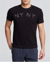 Todd Snyder - Ny Ny Tee - Bloomingdale's Exclusive - Lyst