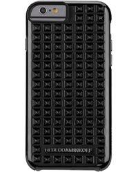 Rebecca Minkoff Studded Iphone 6 Phone Case - Lyst